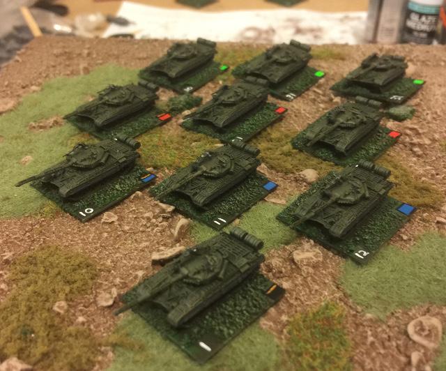 1/285 scale GHQ models - Forum - DakkaDakka   Roll the dice