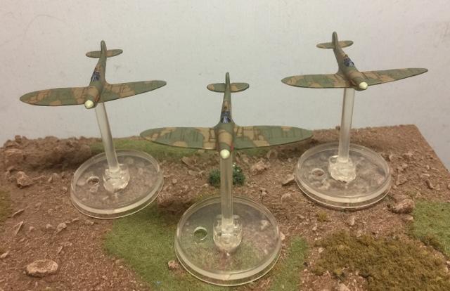 MkIIb Spitfire - Battle of Britain