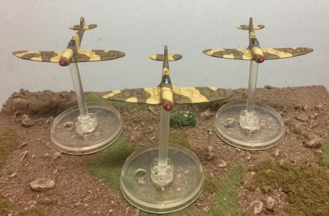MkIIb Spitfire - North Africa